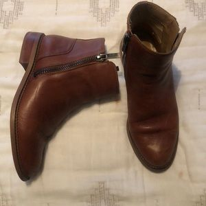 Franco sarto booties